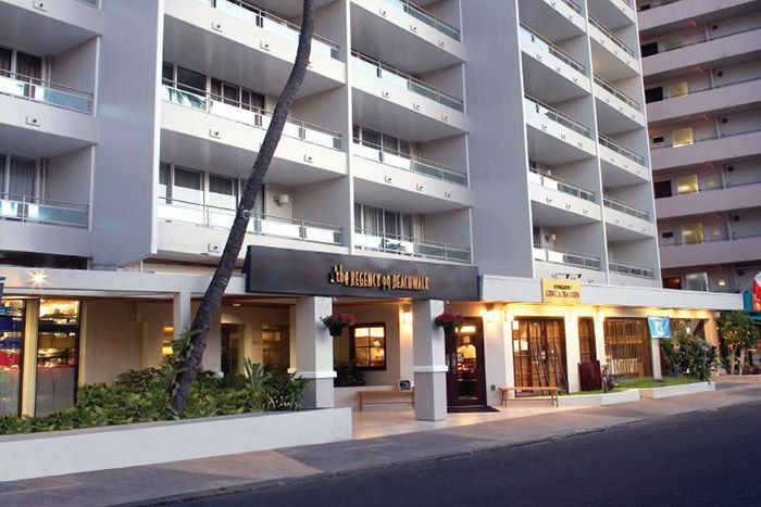 Regency on Beachwalk Waikiki 1